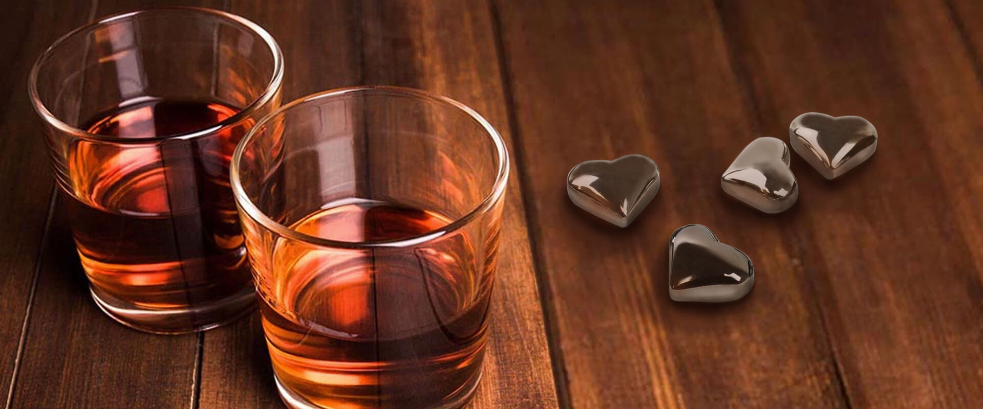 Sipping Stones make the perfect gift for the whiskey aficionado or your next cocktail party!
